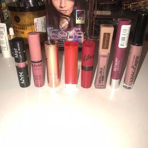 Lipstick/Gloss set - Drugstore
